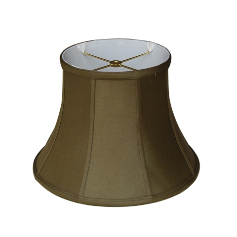 Modified Bell--100% Pongee Silk--B/A