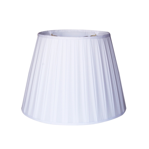 European Empire English Pleat--EC/EP--White