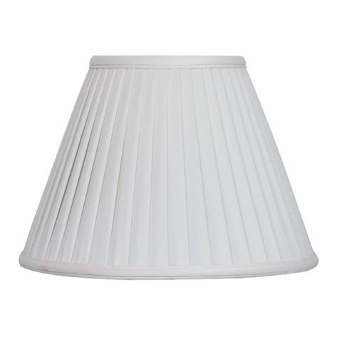 Empire Hand Side Pleat--EP--Off White