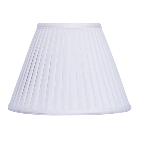 Empire Hand Side Pleat --EP--White