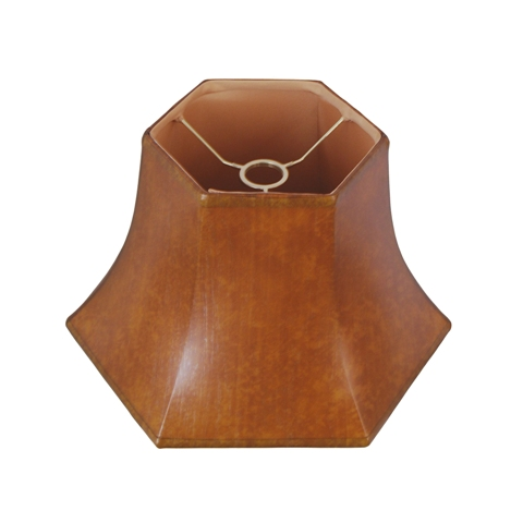 Hexagon Bell(UNO)--Vinyl Faux Leather--HBU