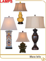 Lamp<BR /> - All lamps are UL listed