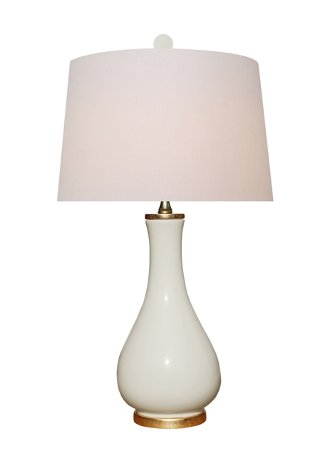 Solid Colors Porcelain Lamps