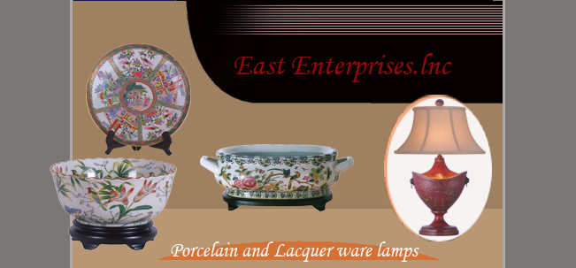 East Enterprises - Lamps, Shades and Accessories
